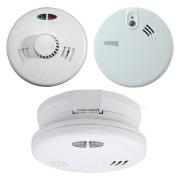 230V Smoke and Heat Alarms