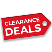 Shop our range of damaged packaging to get discounts on some of our bestselling products