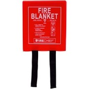 Shop our range of fire blankets to protect buildings and those caught in small fires