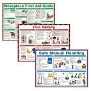 Health & Safety posters help you to educate your employees on safe working practices to prevent accidents and injuries in the workplace.