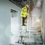 Shop our range of ladders, suitable for DIY and tradesmen, as well as commercial use, preventing injuries and damage.