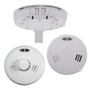 Mains Powered Wireless Linked Alarms