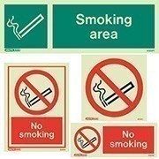 Other No Smoking Signs