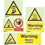 Physical Warning Signs