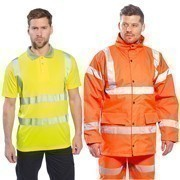 With clothing for Winter, Spring, Summer and Autumn, our workwear range keeps you seen, safe, dry, cool and warm.
