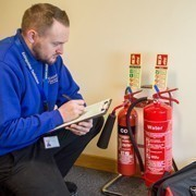 Explore our range of fire extinguisher servicing opportunities to ensure that safety standards aren't compromised