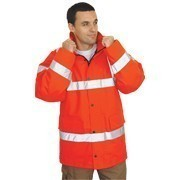 Shop our complete range of winter safety wear, keeping you warm and dry when working outside in the midst of winter.