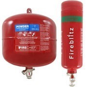 Shop our range of automatic fire extinguishers to protect your building and equipment from spreading fires
