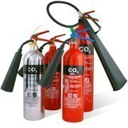 Shop our range of CO2 fire extinguishers to protect your building and equipment from spreading fires