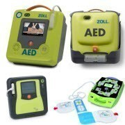 Shop our range of defibrillators to prepare yourself and your staff to be as safe as possible