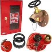Shop our range of dry riser equipment to ensure the fire brigade has an ongoing source of water in the event of a fire