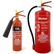 Shop our range of fire extinguishers to protect your building and equipment from spreading fires
