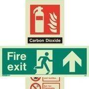 Shop our range of fire safety signs to protect those in your buildings and direct them in the case of a fire