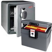 First Alert Honeywell Fire Safes