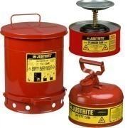 Flammable Liquid Cans