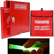 Shop our range of fire safety equipment to ensure those under your responsibility are prepared when a fire strikes