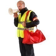 Shop our range of fire wardens equipment to ensure those protecting your buildings have what they need when a fire strikes