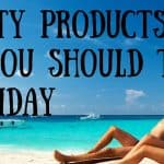 5 Safety Products That You Should Take On Holiday