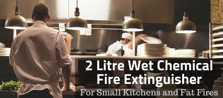 2 Litre Wet Chemical Extinguisher