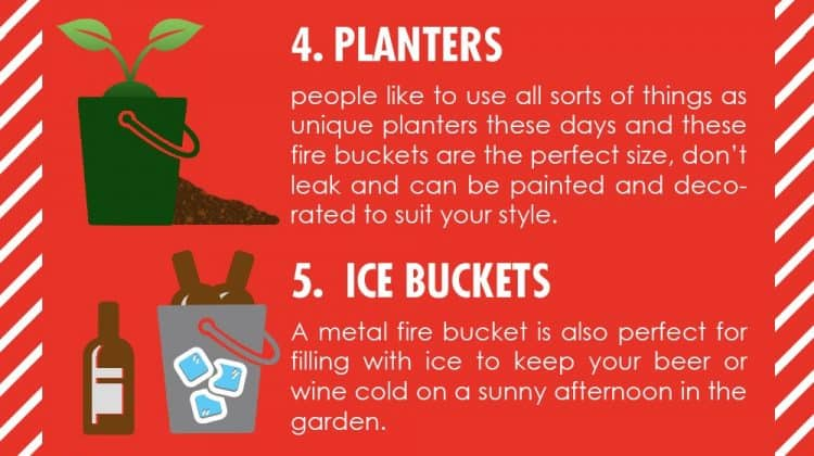 Uses For A Fire Bucket