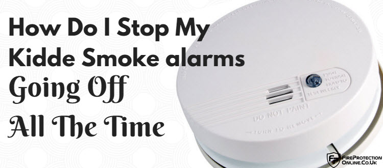how do i stop my kidde smoke alarms going off all the time fire protection online info. Black Bedroom Furniture Sets. Home Design Ideas