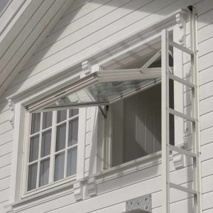 Fold Out Escape Ladder