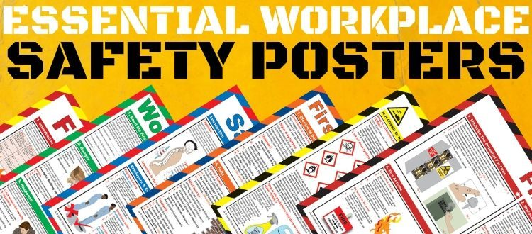 Essential Workplace Safety Posters
