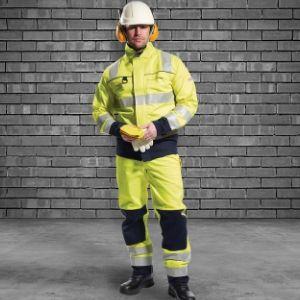 Hi-Vis Flame Resistant Clothing